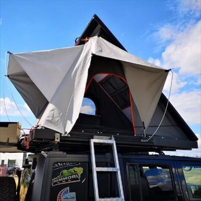 Alu-Cab Rooftop Tent Rain Cover Side