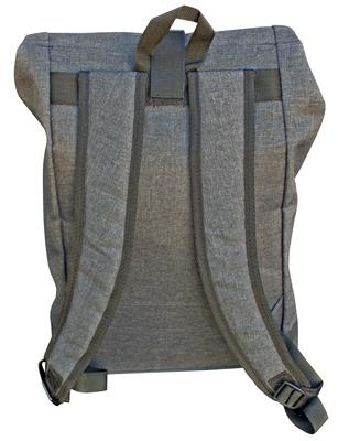 Camp Cover Backpacker Roll-Up Cotton, dark grey