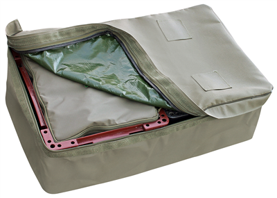 Camp Cover Ammo Cover for 2 Ammo-Boxes, Khaki
