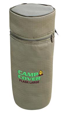 Camp Cover Flask Protector 2,5L, Khaki