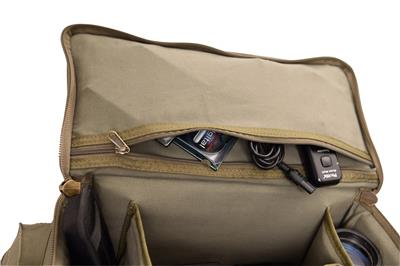 Camp Cover Camera Bag, Khaki