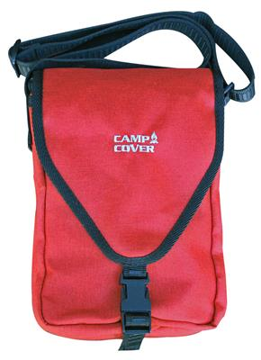 Camp Cover Schultertasche Rot