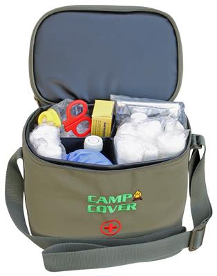 Camp Cover Medical First Aid Kit RS Kitted Khaki