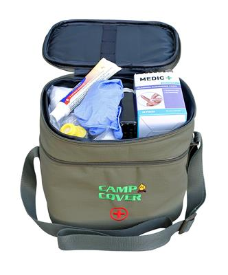 Camp Cover Medical First Aid Kit RS Unkitted Khaki