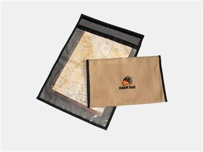 Escape Gear Map Holder 10, khaki
