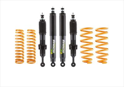 IronMan 4x4 Suspension Nissan NP300 15+ Extra Constant Load w/ FC Pro