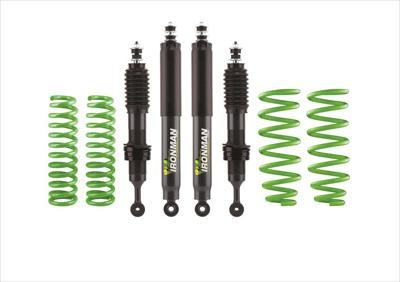 IronMan 4x4 Suspension Toyota Prado 09-11/17+ Performance SWB Petrol w/ FC Pro