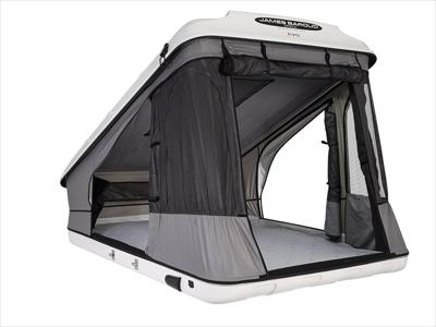 James Baroud SPACE XXL  Rooftop Tent White