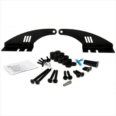 Lazer Lamps Roof Mounting Kit Ford Ranger-57mm