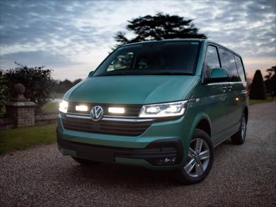Lazer Lamps Kühlergrill-Kit VW T6.1 (2019+) inkl. 2x Triple-R 750 G2 Elite