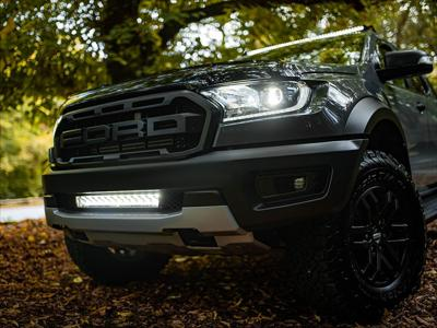Lazer Lamps Lower Grille Mounting Kit Ford Ranger Raptor (2019+) for Triple-R 1250