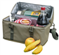 Camp Cover Cooler Lunch Box, khaki